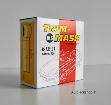 Trim-Mask Abdeckband 10m x 50mm