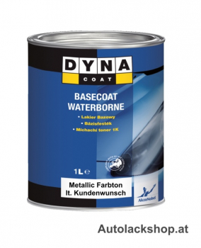 DYNA Coat WB Lack READY MIX / 0,25 L