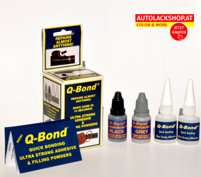 QBOND ADHESIVE & POWDERS SMALL KIT QB2